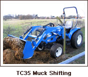 Click to View: TC35 Muck Shifting