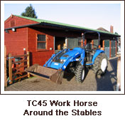 Click to View: TC45 Workhorse Around The Stables